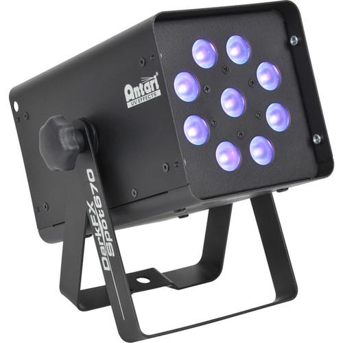 Elation Professional Antari Series UV Spot 670 LED Fixture