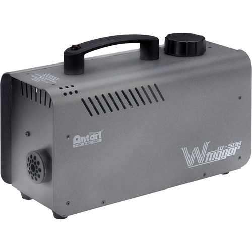 Elation Professional Antari W-508 Fog Machine with Wireless Remote