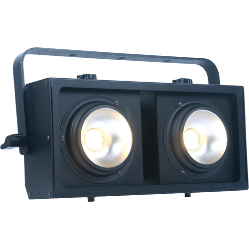 Elation Professional Cuepix Blinder WW2 - 2x 100-Watt COB LED Light