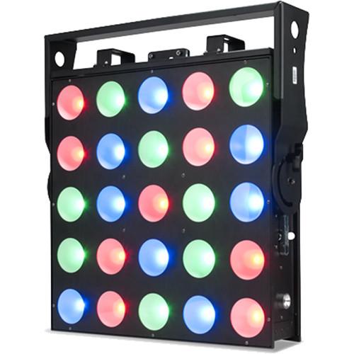 Elation Professional 25 x 30W CUEPIX RGB Panel Fixture