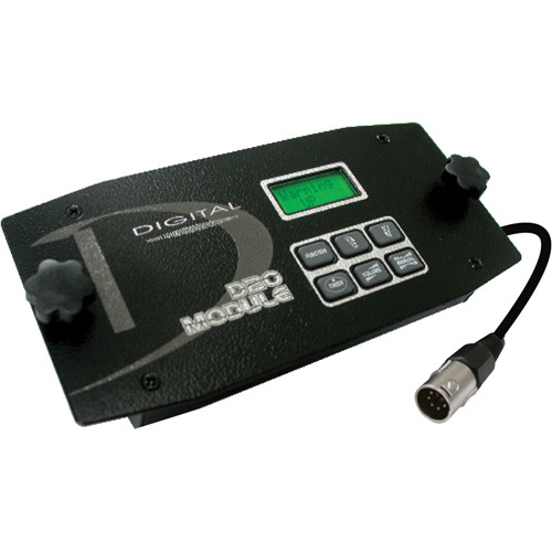 Elation Professional Antari D-20 Wired Remote for the DNG-200 Fog Machine