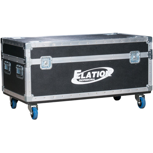 Elation Professional Road Case for up to Four ACL 360 Bar Quad-LED Fixtures