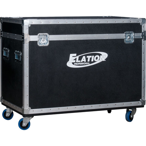 Elation Professional Road Case for up to Four ACL 360 Matrix Quad-LED Fixtures