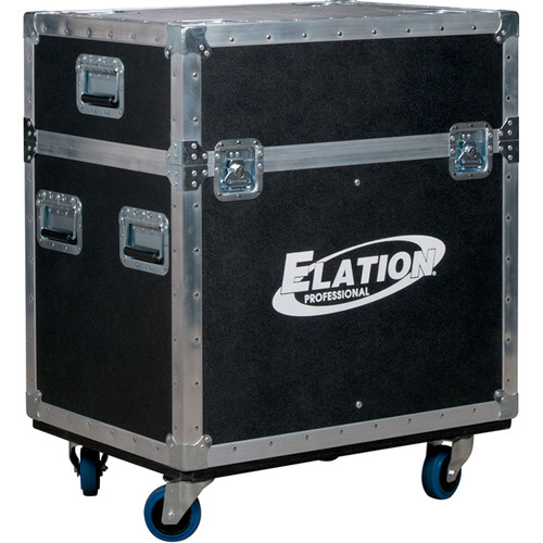 Elation Professional Dual Road Case for Two EMOTION Digital Projector Moving Head Lights