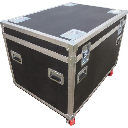 Elation Professional DRCEZ4-10 Road Case for 10 EZ4 Panels
