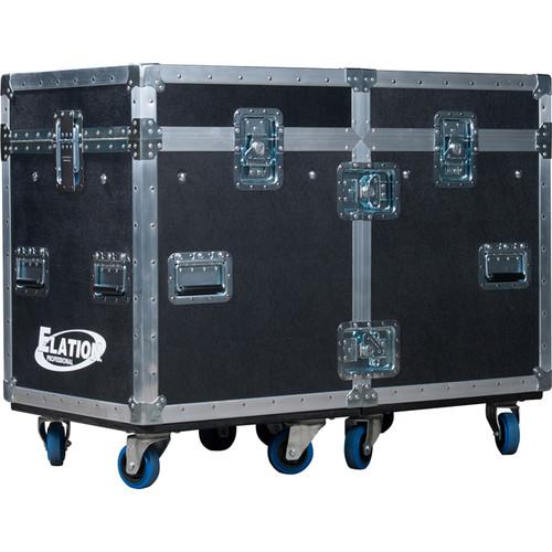 Elation Professional Platinum FLX Touring Road Case (Black)