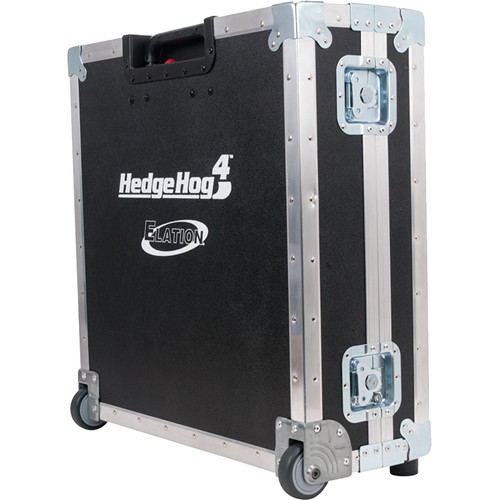 Elation Professional DRCHH001 Road Case for Hedgehog 4 Lighting Console