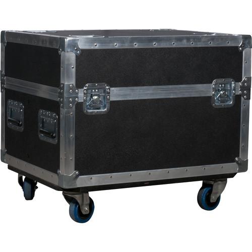 Elation Professional Rayzor Q7 8-Pack Road Case