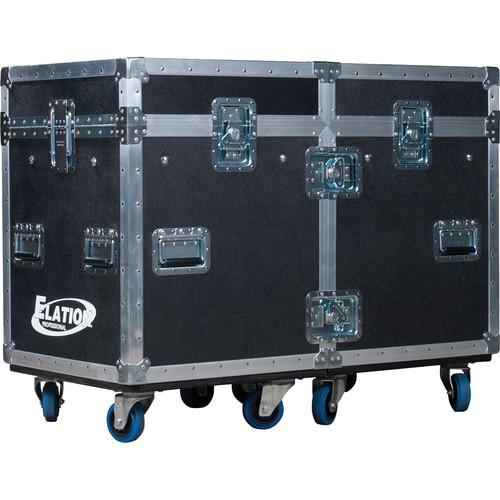 Elation Professional DRCSBXTOUR Dual Road Case for Platinum SBX Fixture