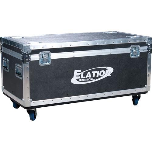 Elation Professional DRCSNIPER 6-Pack Road Case