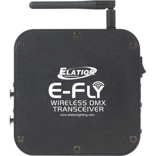 Elation Professional E-FLY Wireless DMX Transceiver