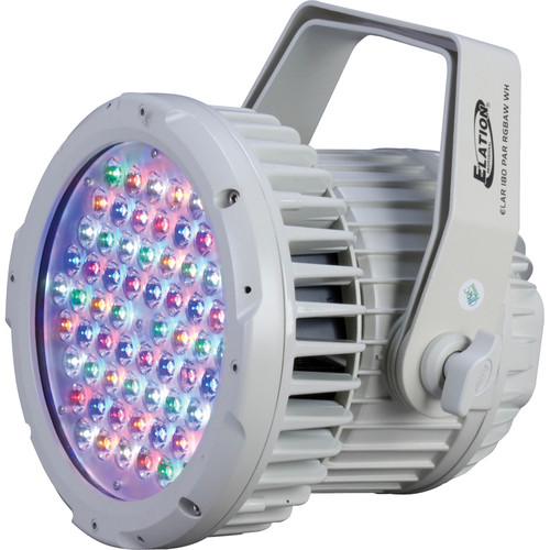 Elation Professional ELAR 108 Par RGBW (White)