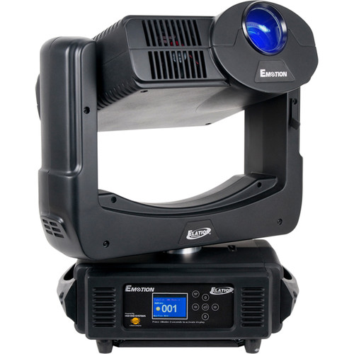 Elation Professional EMOTION Digital Moving-Head Projector with Internal Server