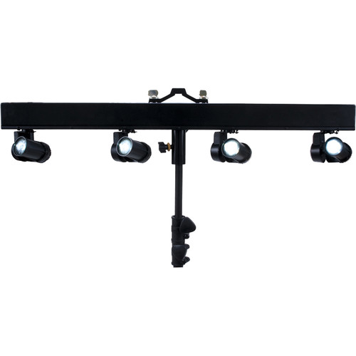 Elation Professional Event Bar 4-Pinspot-Head LED Fixture