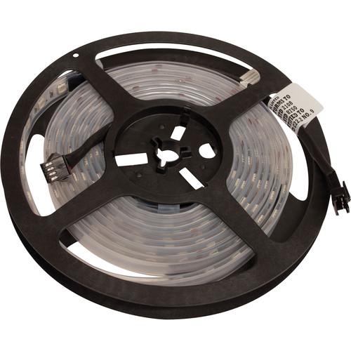 Elation Professional FLEX RGB+WP LED-Circuit Strip Spool (RGB, 10')