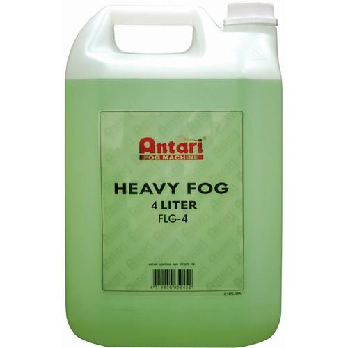 Elation Professional FLG-4 Long-Lasting-Fog Fluid (Green, 1.1 Gallon Bottle)
