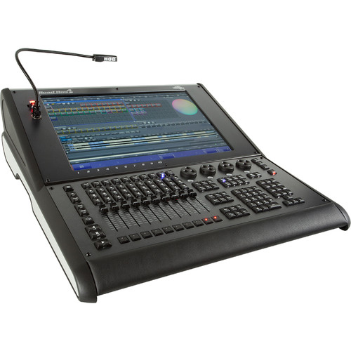 "Elation Professional Road Hog 4 Lighting Console with 22"" Multi-Touch Display"
