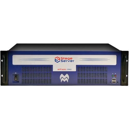Elation Professional ArKaos Stage Server Pro with MediaMaster Pro