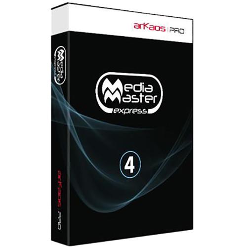 Elation Professional ArKaos Media Master Express Software-Upgrade Package