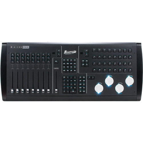 Elation Professional MIDICon PRO MIDI Lighting Controller