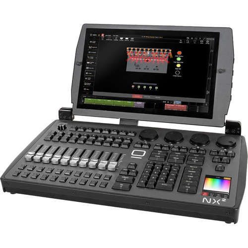 Elation Professional NX-2 64 Universe Onyx OS Lighting Controller
