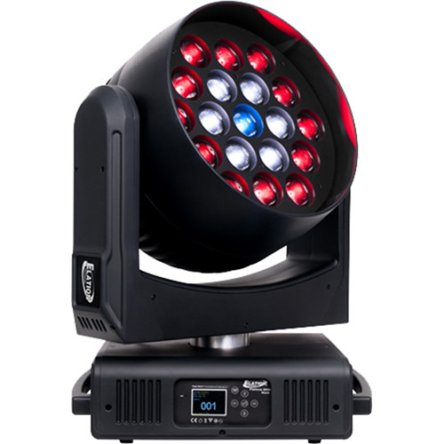 Elation Professional Platinum 1200 Wash LED Moving Head Luminaire
