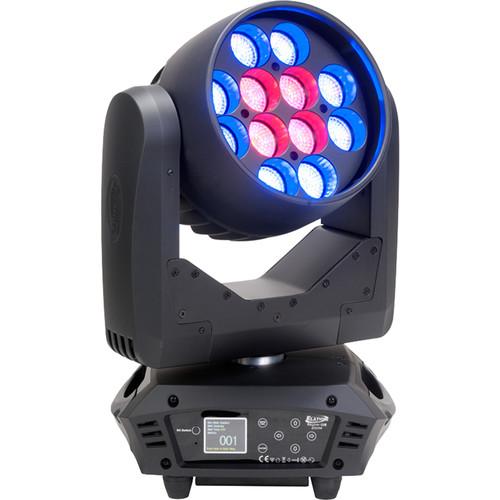 Elation Professional Rayzor Q12 Zoom LED Wash Luminaire