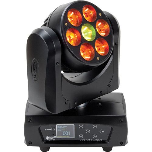 Elation Professional Rayzor Q7 LED Fixture