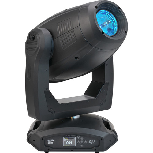Elation Professional Satura Profile LED CMY Moving Head Fixture with Framing