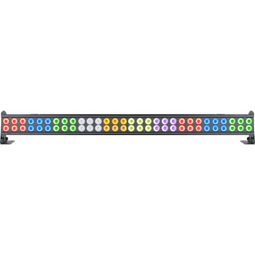 Elation Professional SEVEN Batten 72 7-Color Batten Wash (6', RGBAW+Lime+UV)