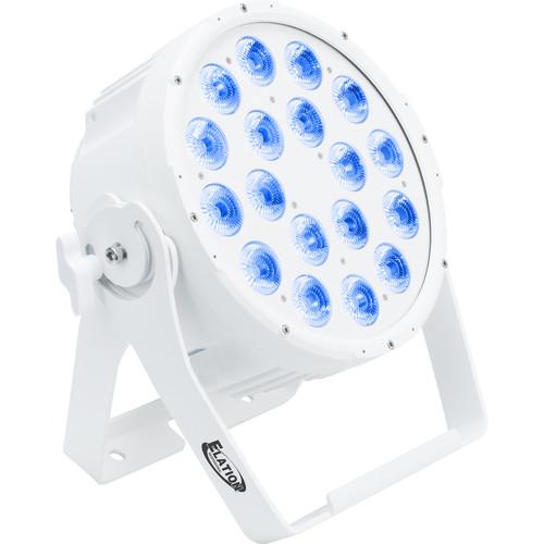 Elation Professional Sixpar 300IP LED Fixture (18 LEDs, Outdoors, White)