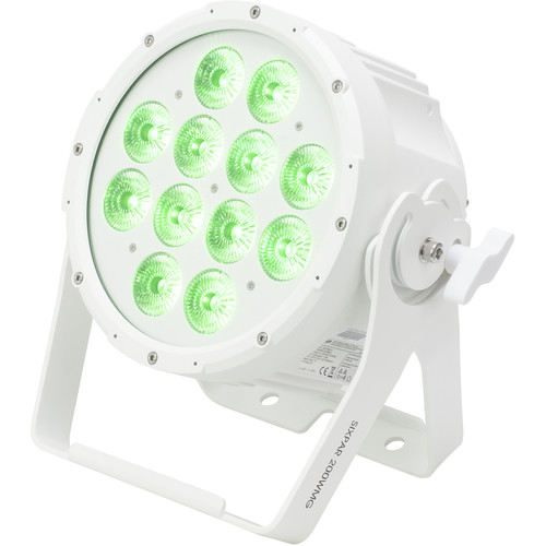 Elation Professional SIX123 Sixpar 200IP LED Fixture (12 LEDs, Outdoors, White)