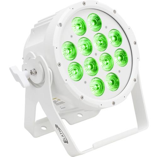 Elation Professional SIXPAR 200WMG HW - IP65 LED PAR (RGBAW+UV, White Marine Grade)