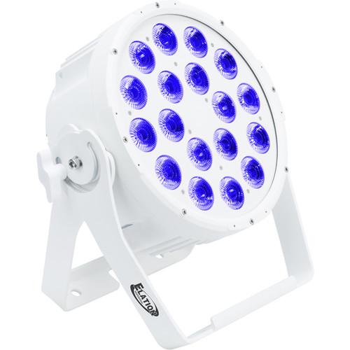 Elation Professional SIXPAR 300WMG HW - IP65 LED PAR (RGBAW+UV, White Marine Grade)
