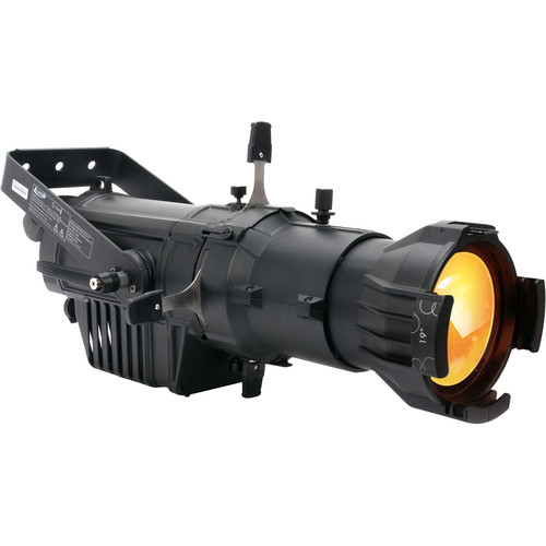 Elation Professional WW Profile HP IP Ellipsoidal Warm White LED Spotlight (No Lens)
