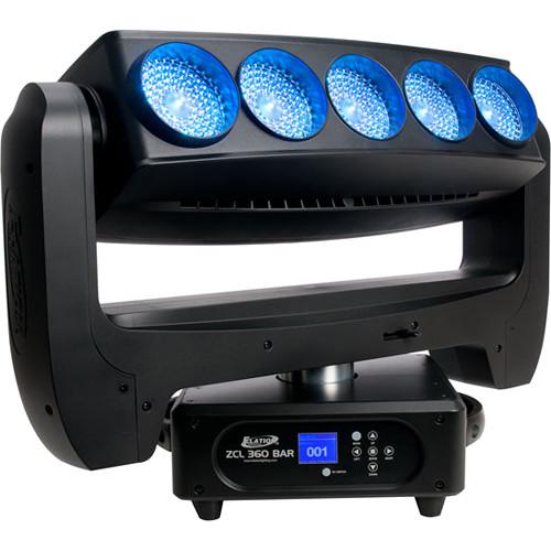 Elation Professional ZCL 360 BAR - RGBW LED Moving Light