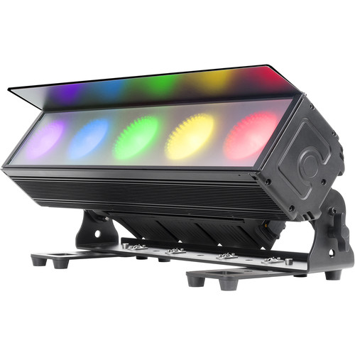 Elation Professional Multiple Beam Moving Bar Effect Luminaire with Zoom (300W)