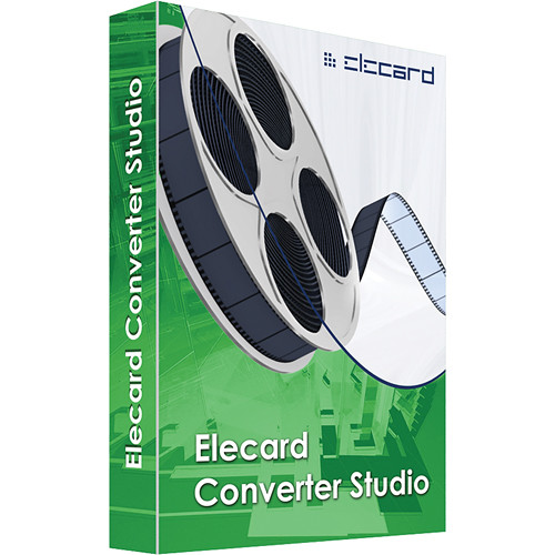 Elecard Converter Studio Video Transcoding Software for Windows (Download)