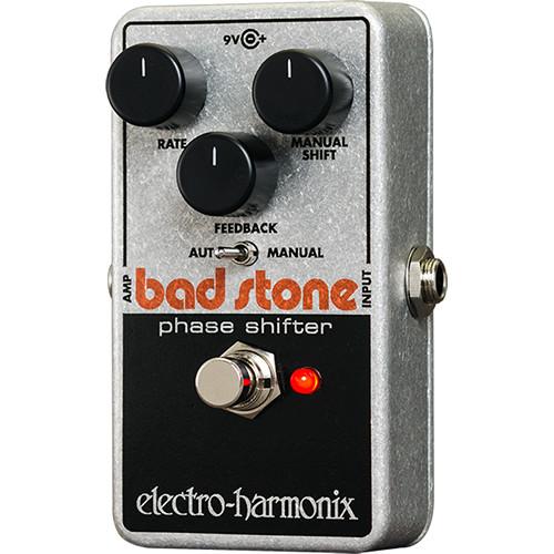Electro-Harmonix Bad Stone Phase Shifter Pedal