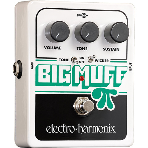 Electro-Harmonix Big Muff Pi with Tone / Wicker