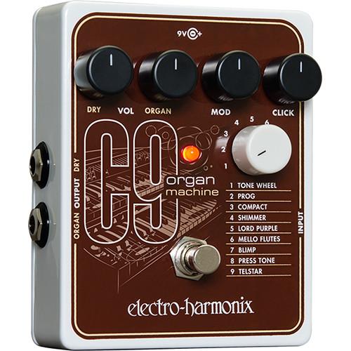 Electro-Harmonix C9 Organ Machine Pedal