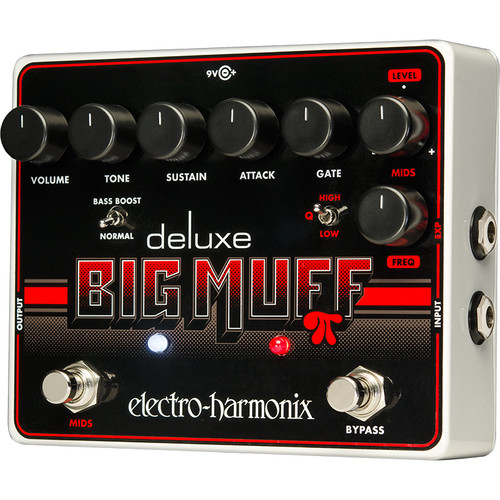 Electro-Harmonix Deluxe Big Muff Pi Pedal