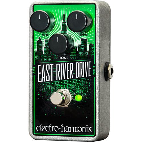 Electro-Harmonix East River Drive Overdrive Pedal