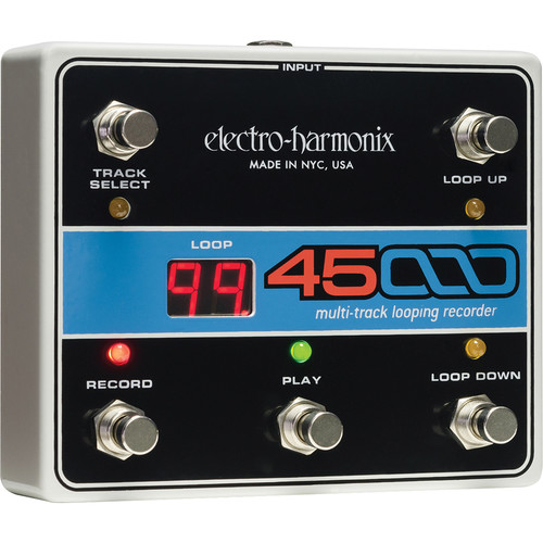 Electro-Harmonix Foot Controller for the 45000 Recorder