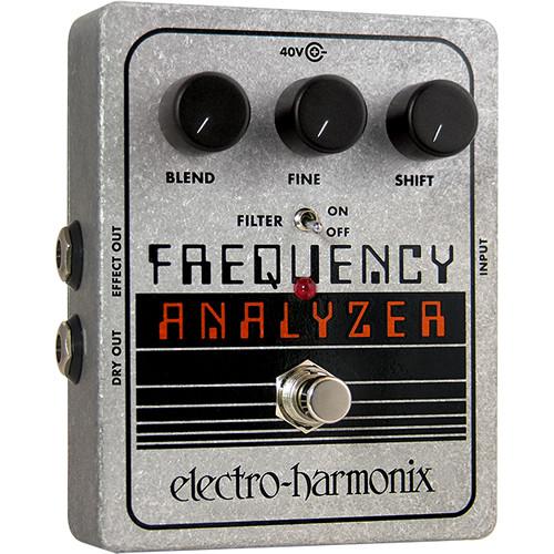 Electro-Harmonix Frequency Analyzer Ring Modulator Pedal