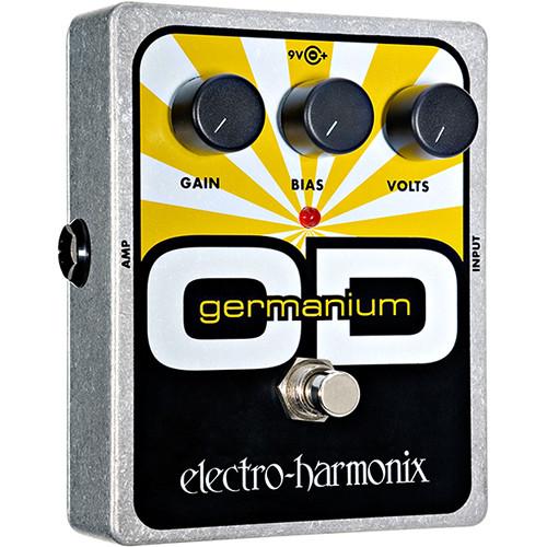 Electro-Harmonix Germanium OD Overdrive Pedal