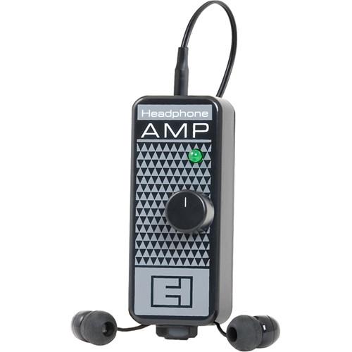 Electro-Harmonix HEADAMP Portable Headphone Amplifier