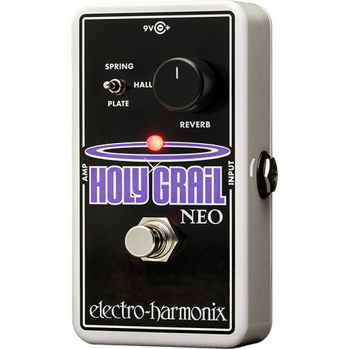 Electro-Harmonix Holy Grail Neo Reverb Guitar Pedal