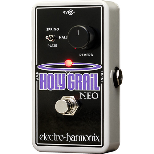 Electro-Harmonix Holy Grail Neo Reverb Guitar Pedal