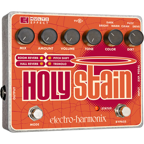 Electro-Harmonix Holy Stain Multi-Effect Pedal
